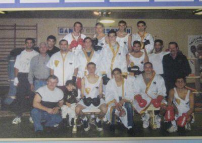 Boxe BBA 2001