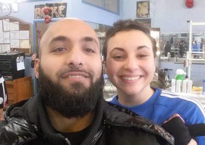 Fouad & Sarah