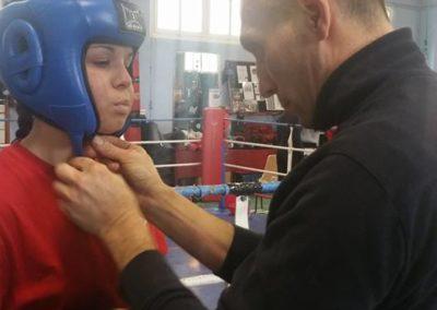 Fred & sa Boxeuse