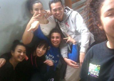 Les filles & Chan