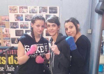 Lucie, Adeline & Linda