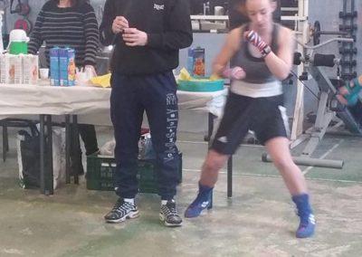 Manon & son entraîneur